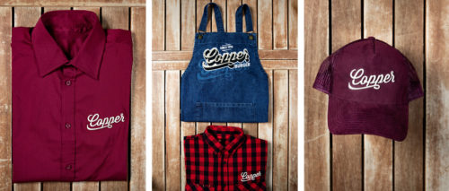 Abbigliamento Personalizzato – Copper